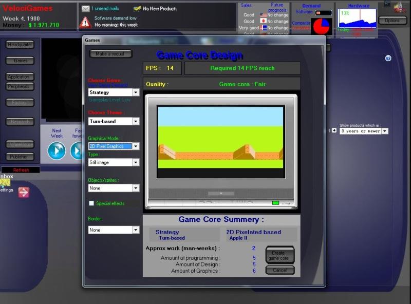 Gamebiz 3 screenshot